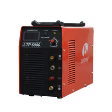 Lotos LTP6000 cut 60 inverter air plasma cutting