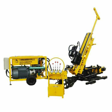 XZKD95-3 Hydraulic underground core drilling machine for mineral exploration