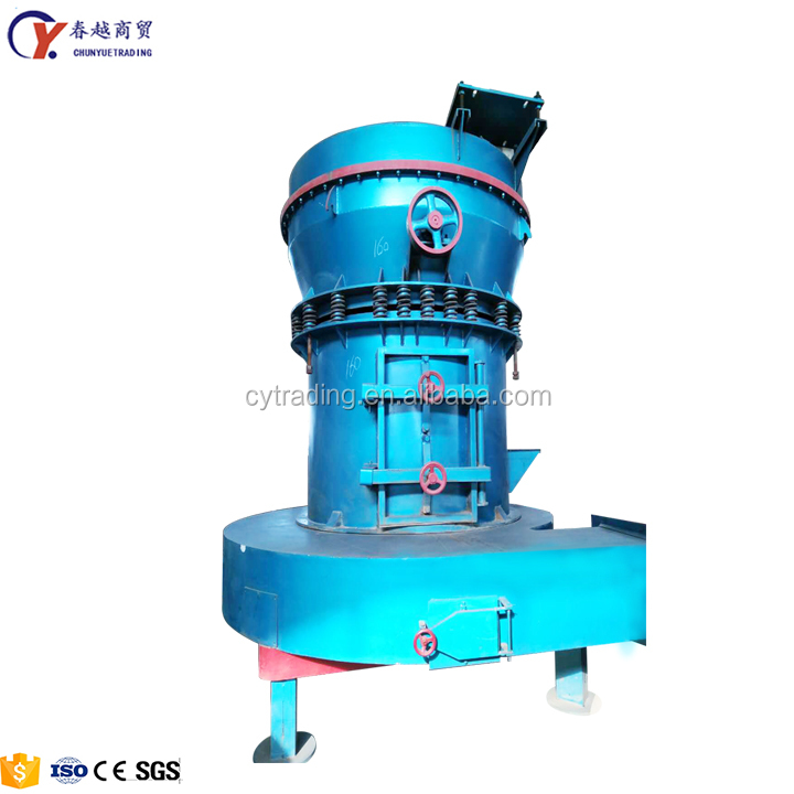 Output size(mesh) 800-2000 ultrafine grinding mill