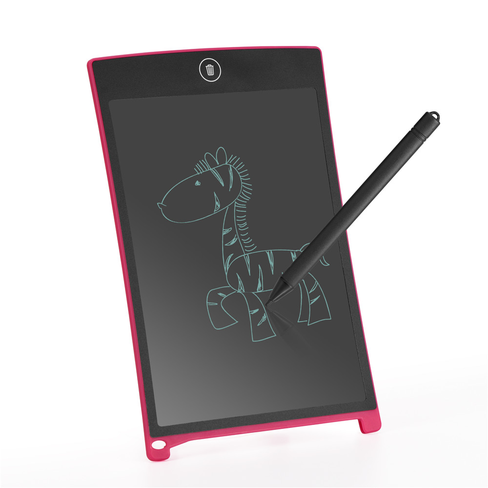 New design student drawing board 8.5 inch paperless writing pad for children