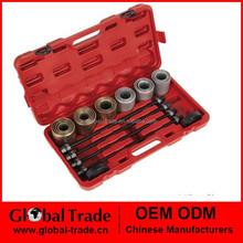 Universal Press and Pull Sleeve Kit Remove Install Bushes Bearings Garage Tool A0698