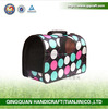 Aimigou Pet Factory Wholesale Luxury Portable Leather Pet Dog Carrier Bag