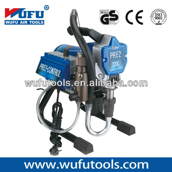 Wufu Electric Airless Paint Sprayer PRE2-220C Air Tools spray gun