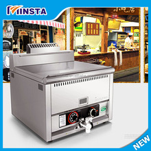 fast food restaurant equipment/kfc chicken frying machine/deep fryers