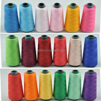 Hubei Welljoy high quality wholesale 5000 yards coats sewing thread 40/2 50/2 60/2 produced in china