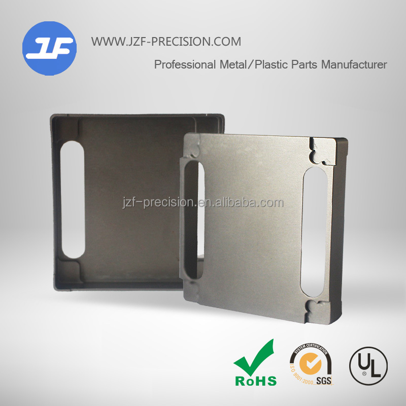Oem aluminum case of Aluminum power bank case and Medical equipment shell, ashtrays and so on