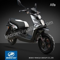 Alfa EEC Electric scooter 72V battery 1500W motor electric motocycle 50km/h speed