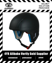 custom disabled people nordic sit skiing helmet