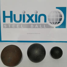 B2/B3 Hot rolled or forged grinding steel ball