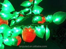 outdoor led apple tree light christmas decorative