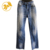 Wholesale factory Secondhand Ladies Jeans Pants Bale Used Second Hand Clothes