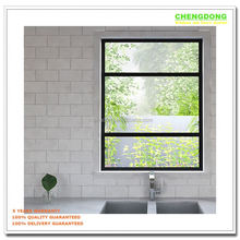 New design aluminum window customized picture grilles for windows