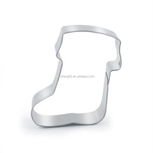 RF-CM03 3INCHES Christmas New year stainless steel shoots cookie cutters for holiday promotion