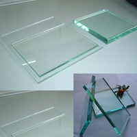 tempered glass 3-12mm customized design tempered glass for commercial buildings window desktop cabinet