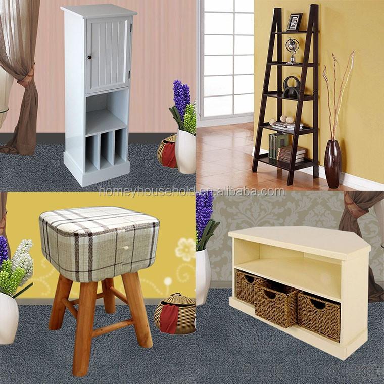 Italian furniture style bookcases wooden simple book cabinets shelf cheap
