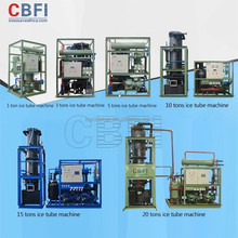 Clear 5 tons ice tube machine made in China