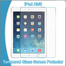Anti-Fingerprint Anti-shock for cell phone Tempered Glass Screen Protector for ipad mini 2