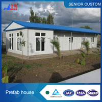 Prefab home ,light steel structure house,small steel sandwich panel prefab houses
