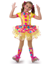New Fancy design-Cute Sequin Children Girls Party Dresses-Dress Dance Costumes for Children