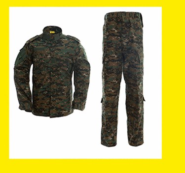 FBP004 ACU Color Gridding Camo Army Tactical Pants