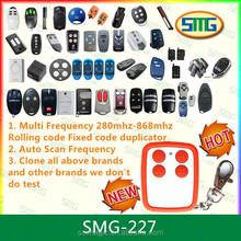 Wireless clone remote control Adjustable Frequency SMG-227