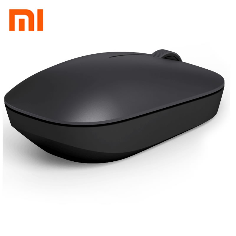 Xiaomi MI Wireless Mouse 2.4GHz 1200DPI Mini Portable Photoelectricity Mouse For Gaming And Office
