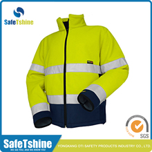 Cheap Price Fluorescence Color wholesale softshell jacket