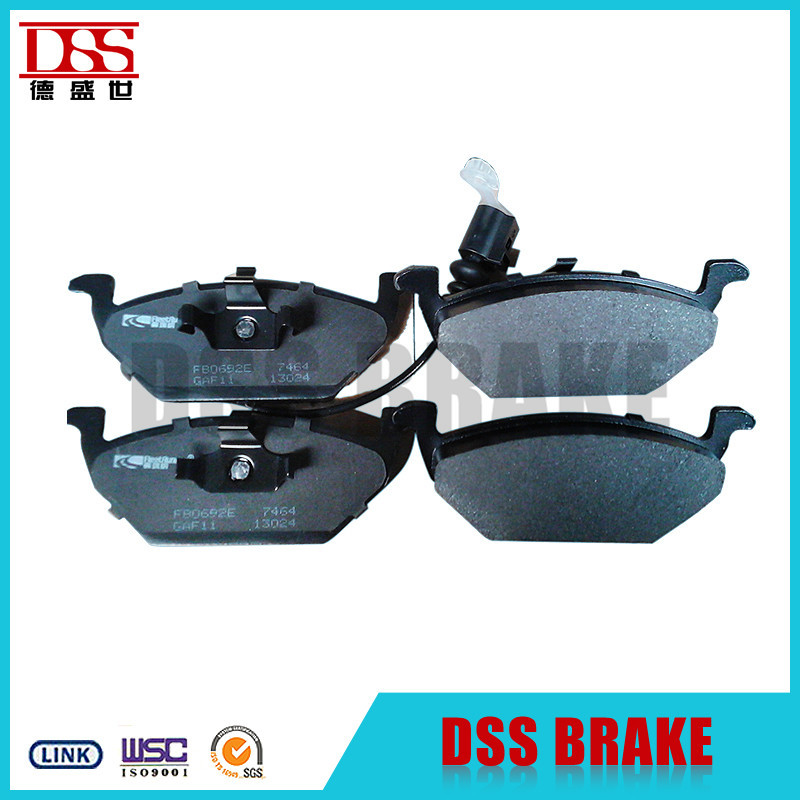 Auto parts brake pad for Toyota vios