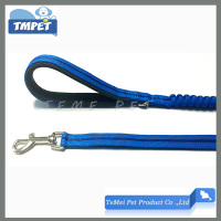 hot sales dual hooks woven brand dog leash