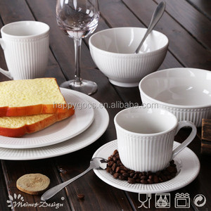 2016 newest porcelain tableware, party ceramic tableware set , germany porcelain dinnerware sets
