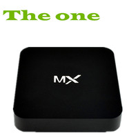 2014 best seller amlogic 8726 dual core MX wholesale android smart tv set top box