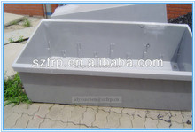 Anti-corrosion fiberglass water tank/FRP fish tank/GRP reaction tank