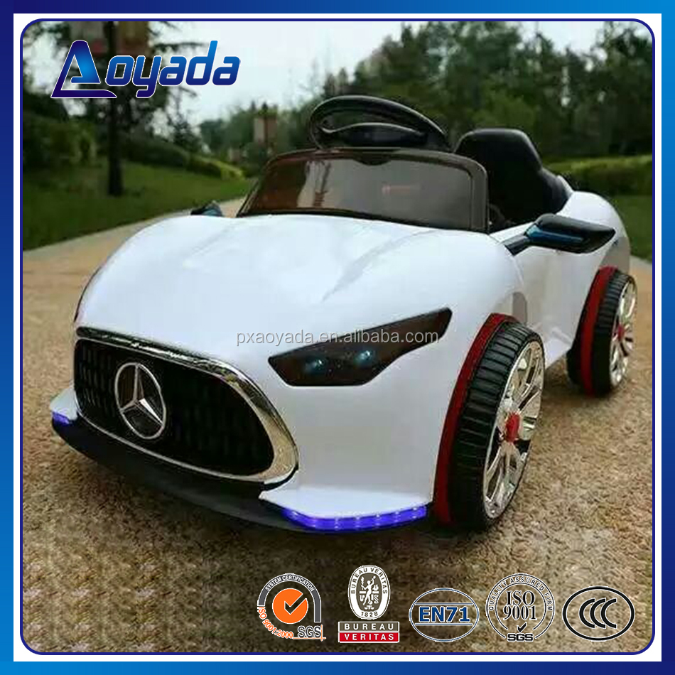 Hot sale custom kids toy ride on cars mini baby electric car toy directly from factory