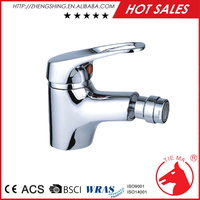 Widely used single hole bidet faucet