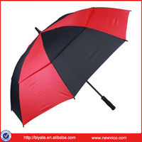 23Inch Auto Open Uv Protection Golf Umbrella