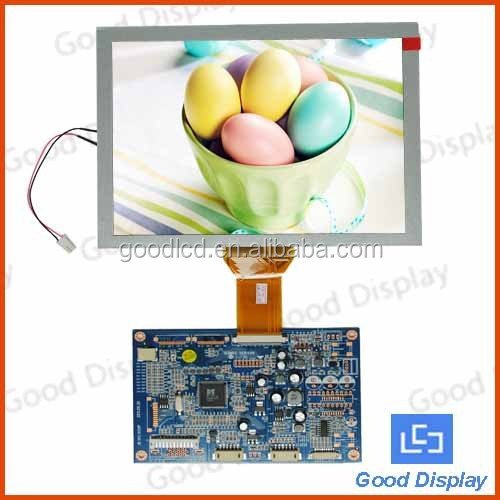 TV 8 inches lcd touchpanel