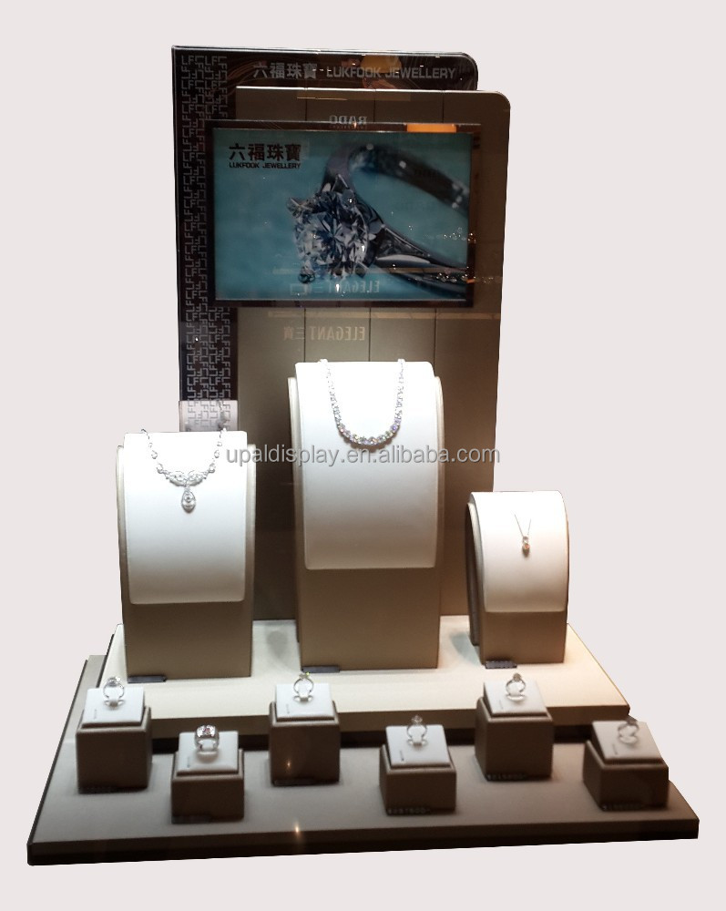 Jewelry Advertising <strong>display</strong> for tradshow hot design