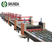 full automatic Magnesium Oxide board production line