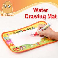 29x19cm Baby Kids Add Water With Magic Pen Doodle Painting Picture Water Drawing Play Mat in Drawing Educational Toys