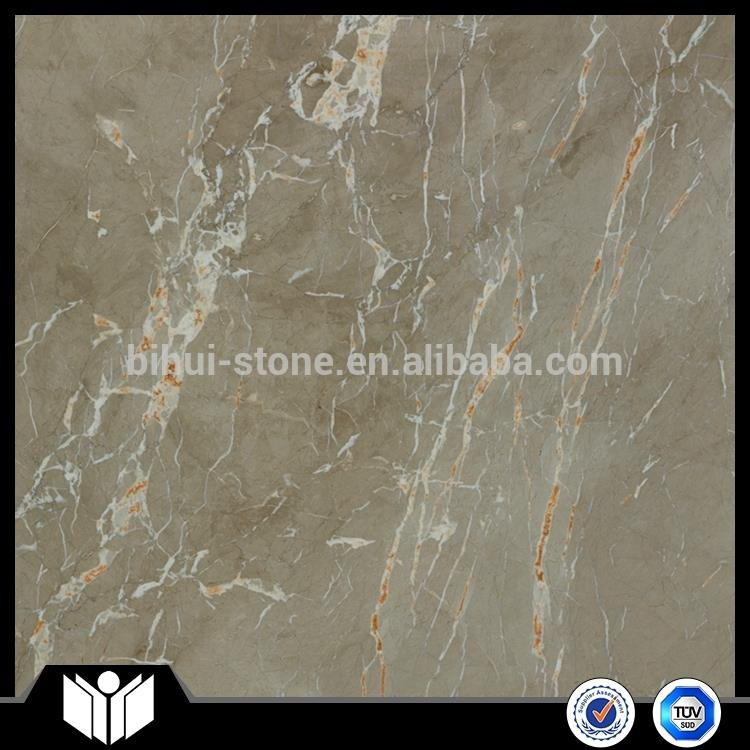 Multifunctional decor production natural stone grey marble slabs