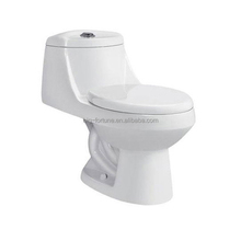 China dual-flush one piece luxury one piece toilet for sale
