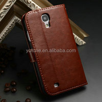 Premium S4 Leather case With Magnet flip cover for Samsung galaxy S4 active