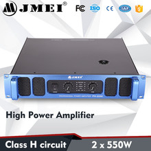 High End Professional Stage System Stereo Audio Amplifier Wholesales Price