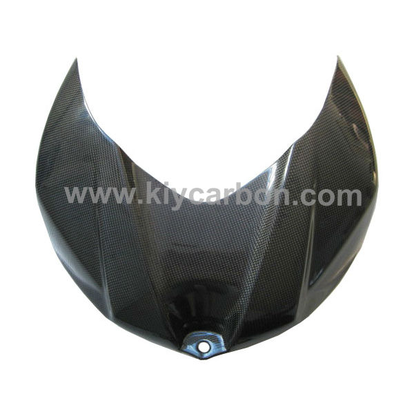 Carbon tank cover motorcycle part for Suzuki gsxr1000 fairing