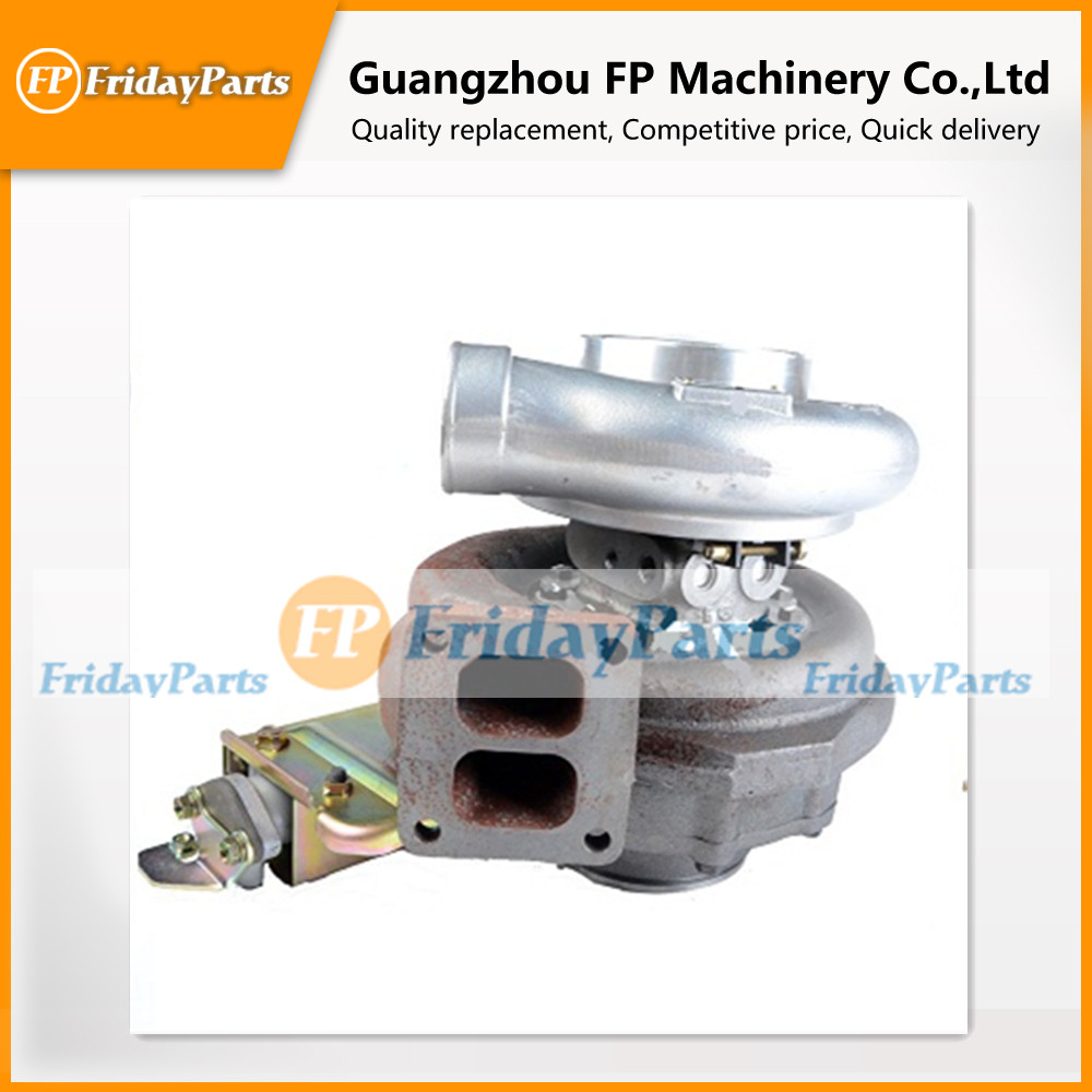 Engine parts TF08L electric turbocharger 114400-3864 49134-01507 for sale fit engine 6SD1