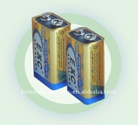 Super Power Alkaline Battery 9V Dry Battery