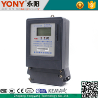 Promotional Large-Scale Integrated Circuits Static Three Phase Electric Energy Meter