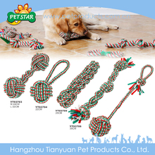 Various Good Quality Dog Rope Toy Handmade
