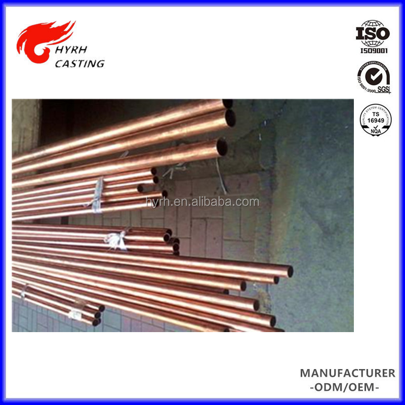 SGS ISO9001 certificated cheap air conditioner copper pipe