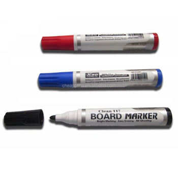 customized advertising white board marker